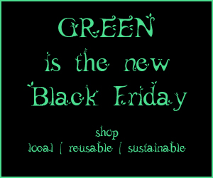 Green is the new Black Friday