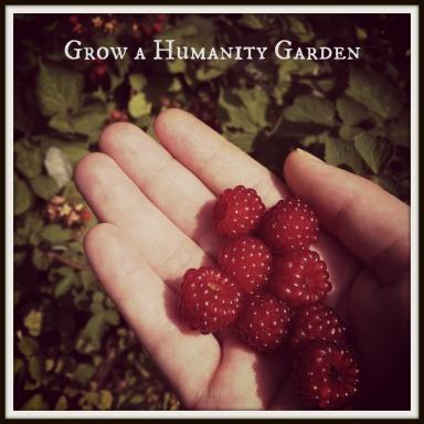 humanity garden
