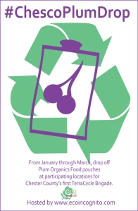 Chester County Recycling Brigade For Plum Food Pouches