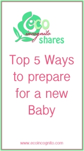 prepare for new baby postpartum