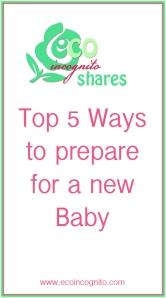 prepare for new baby postpartum