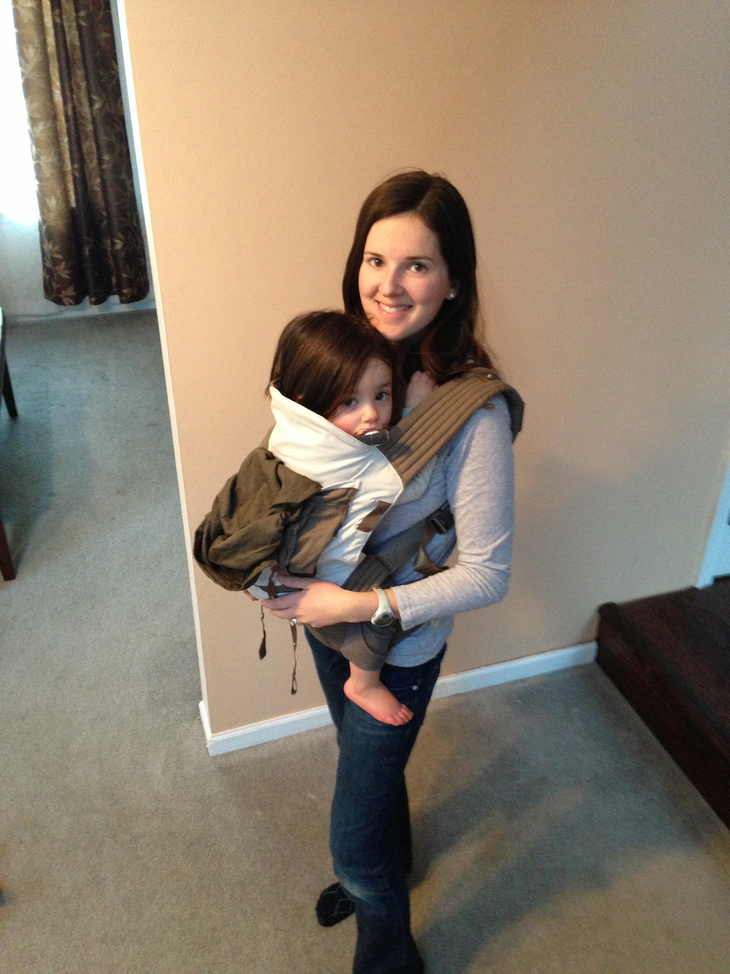 Babywearing 171 Eco Blog Mom Blog Philadelphia Jeannette